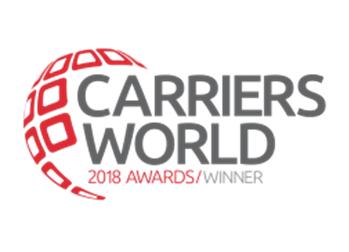 Carriers World 2018 Awards Winner